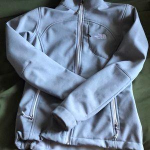 North face hard shell jacket